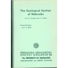 The Geological Section of Nebraska (GSB-14a)