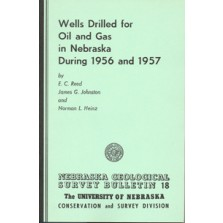 Wells Drilled for Oil and Gas in Nebraska During 1956 and 1957 (GSB-18)