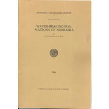 Water-Bearing Formations of Nebraska (GSP-10)