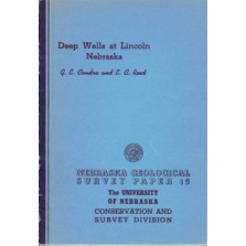 Deep Wells at Lincoln, Nebraska (GSP-15)