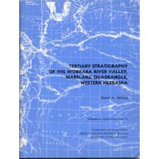 Tertiary Stratigraphy of the Niobrara River Valley, Marsland Quadrangle, Western Nebraska (GSP-19)