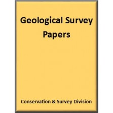 Geological Phases of Soil Erosion Investigation and Control In Nebraska (GSP-6)