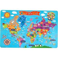 Kid's World PlaceMap (KPM01)