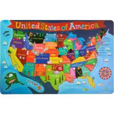 Kid's USA PlaceMap (KPM02)
