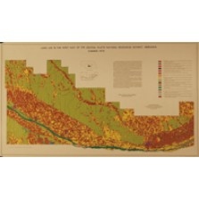Land Use in the West Half of the Central Platte Natural Resources District, Nebraska, Summer 1974 (LUM-15)