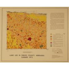 Land Use in Phelps County, Nebraska, Summer 1973 (LUM-3)