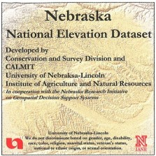 Nebraska Elevation Dataset (LUM-40)