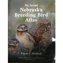 The Second Nebraska Breeding Bird Atlas (MP-122)