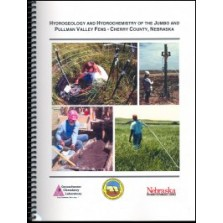 Hydrogeology and Hydrochemistry of the Jumbo and Pullman Valley Fens, Cherry County, Nebraska (OFR-58)