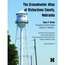 The Groundwater Atlas of Richardson County, Nebraska (RA-10)
