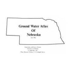 Groundwater Atlas of Nebraska (RA-4a/1966)