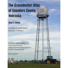The Groundwater Atlas of Saunders County, Nebraska (RA-9)