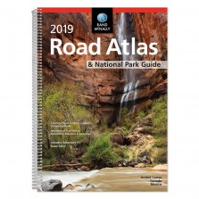 Rand McNally 2019 Road Atlas & National Park Guide (RMc-12)