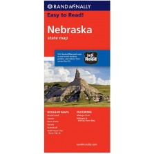 Easy to Read: Nebraska State Map (RMc-8)