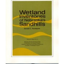 Wetland Inventories of Nebraska's Sandhills (RR-9)