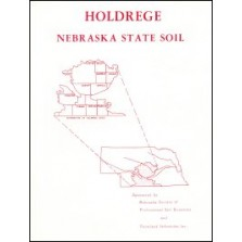 Holdrege Nebraska State Soil from the Nebraska Society of Professional Soil Scientists (SM-5)