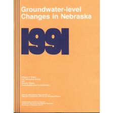 Groundwater Levels in Nebraska, 1991