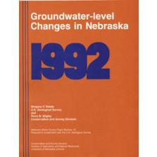 Groundwater Levels in Nebraska, 1992