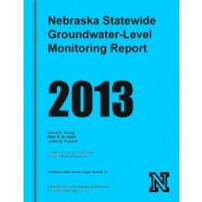 Nebraska Statewide Groundwater-Level Monitoring Report 2013