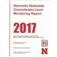 Nebraska Statewide Groundwater-Level Monitoring Report 2017 (WSP-85)