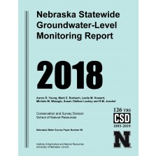 Nebraska Statewide Groundwater-Level Monitoring Report 2018 (WSP-86)
