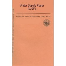 Availability and Use of Water in Nebraska, 1970