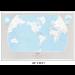 The World, Van der Grinten Projection (GIM-126)
