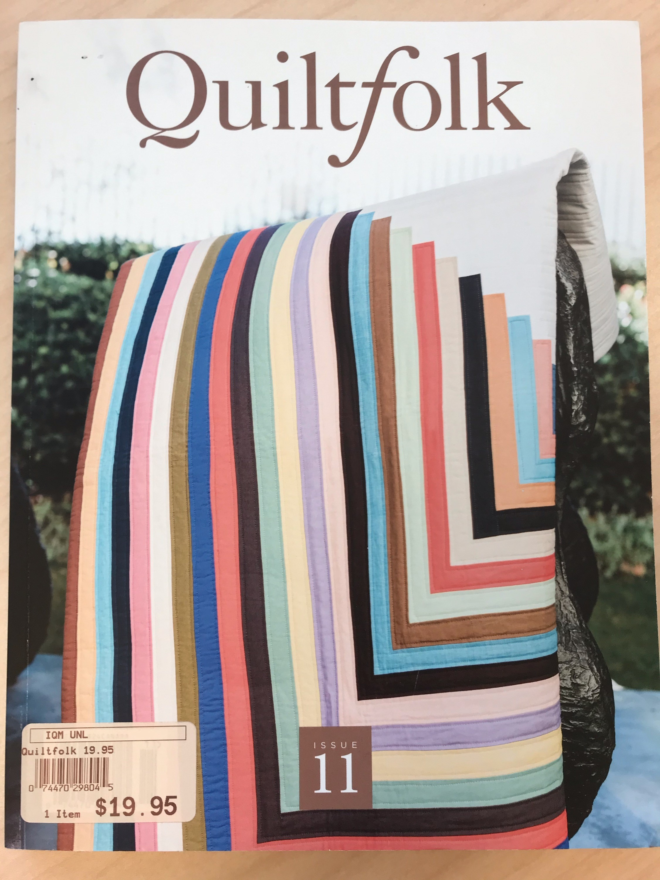 Quiltfolk Issue 11-Southern California