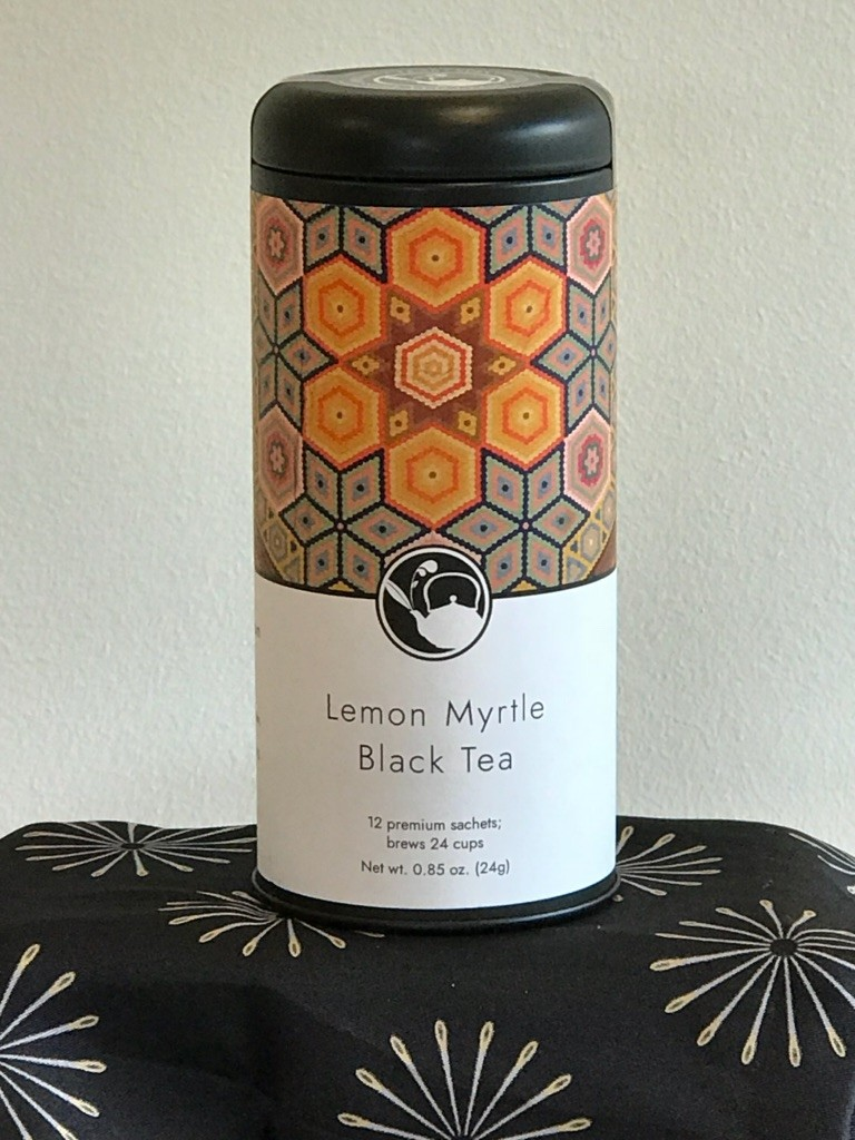 IQM-Speciality Tea-Lemon Myrtle Black Tea