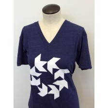 Circling Swallows Tee Shirt