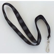 Needleburst Lanyard