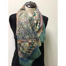 Exclusive IQSCM Bertha Neiden Scarf