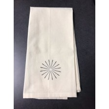 IQSCM Needleburst Tea Towel