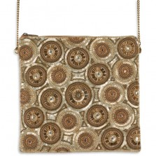 Kaleidoscope Gold Happy Hour Bag