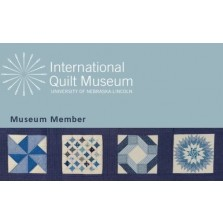 International Quilt Museum Membership