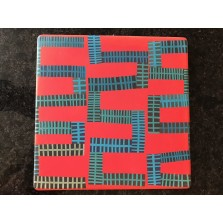 "Nancy Crow ""Riff #2"" Trivet"
