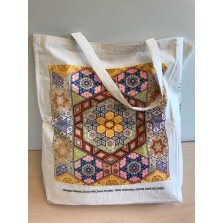 IQSCM Tote - Grace Synder Hexagon