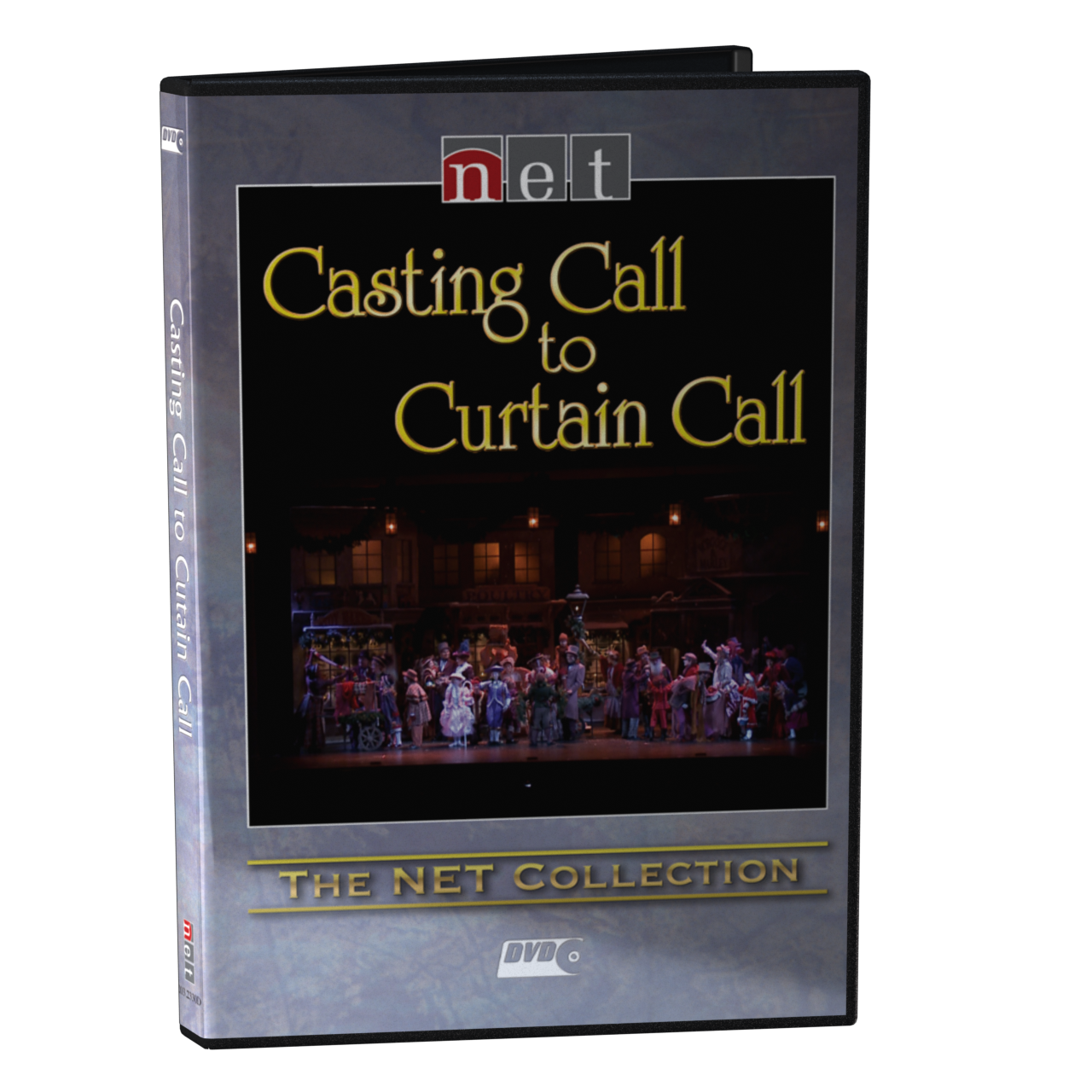 Casting Call to Curtain Call DVD
