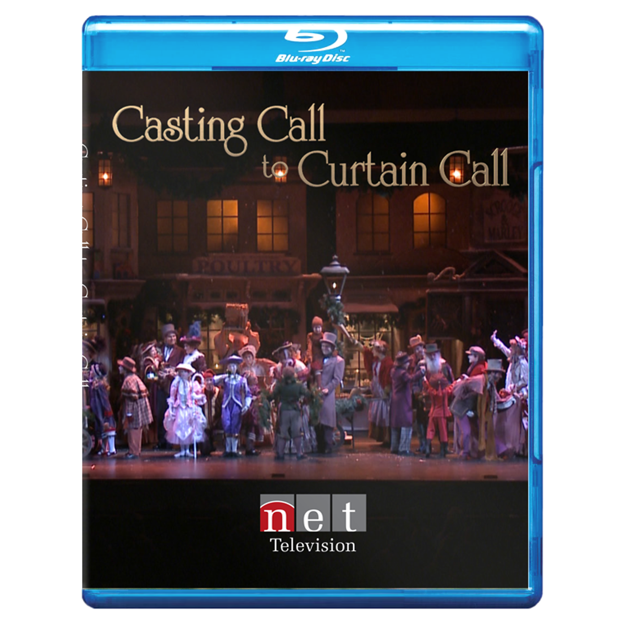 Casting Call to Curtain Call Blu-Ray Disc