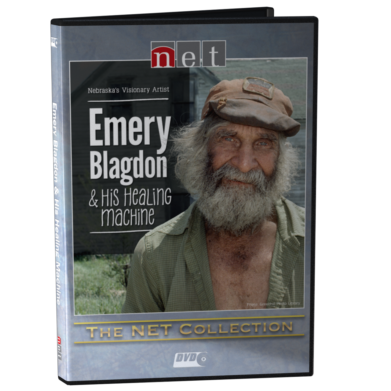 Emery Blagdon DVD
