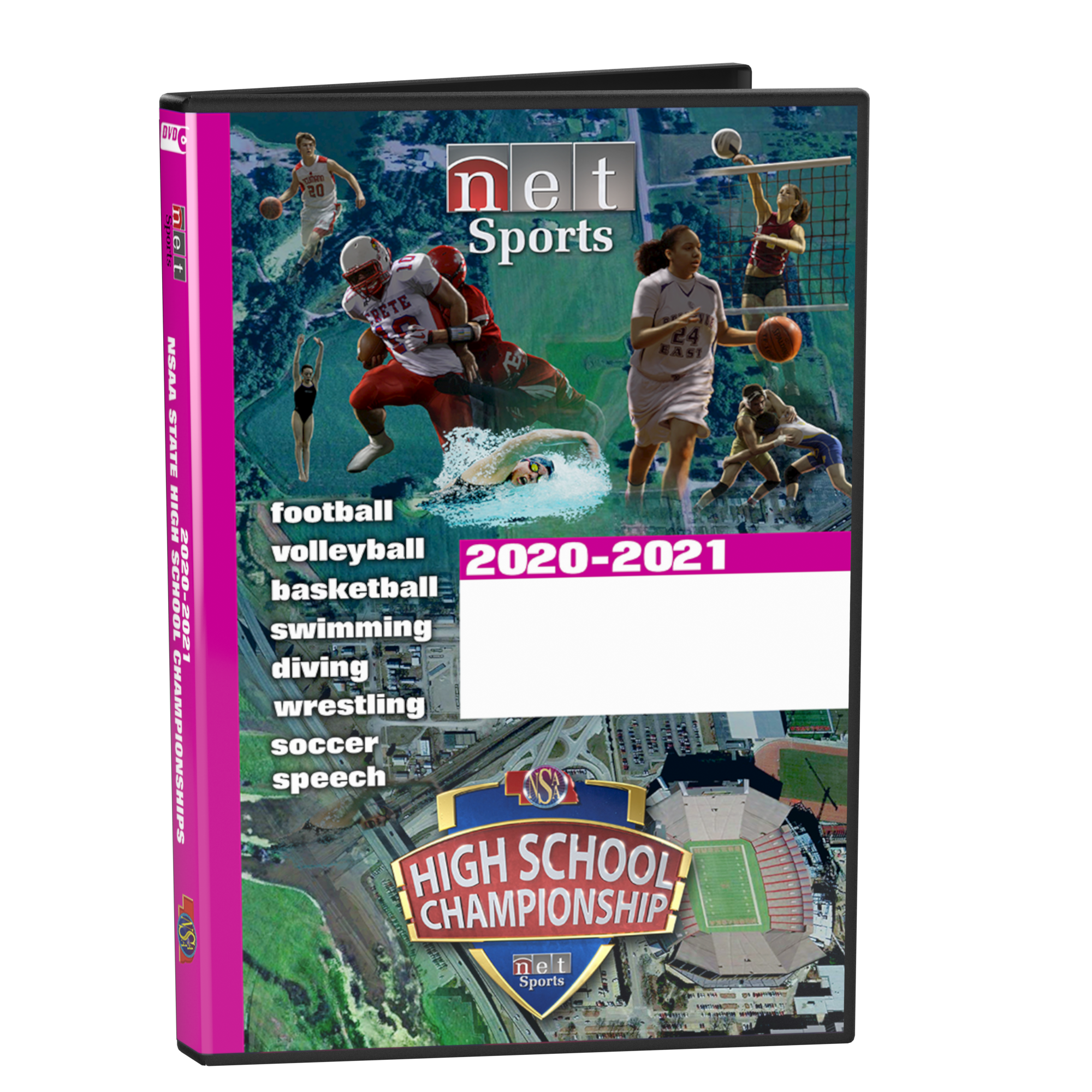 Football NSAA State High School Championship (Nov 2020)