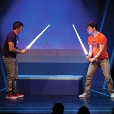 A Musical About Star Wars (Big Red Lied Series), Friday September 24 2021, 7:30pm