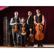 Brooklyn Rider Ensemble - Thursday October 3rd, 7:30pm