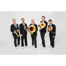 Canadian Brass - Thursday April 29 2021, 7:30pm (In-Person Ticket)