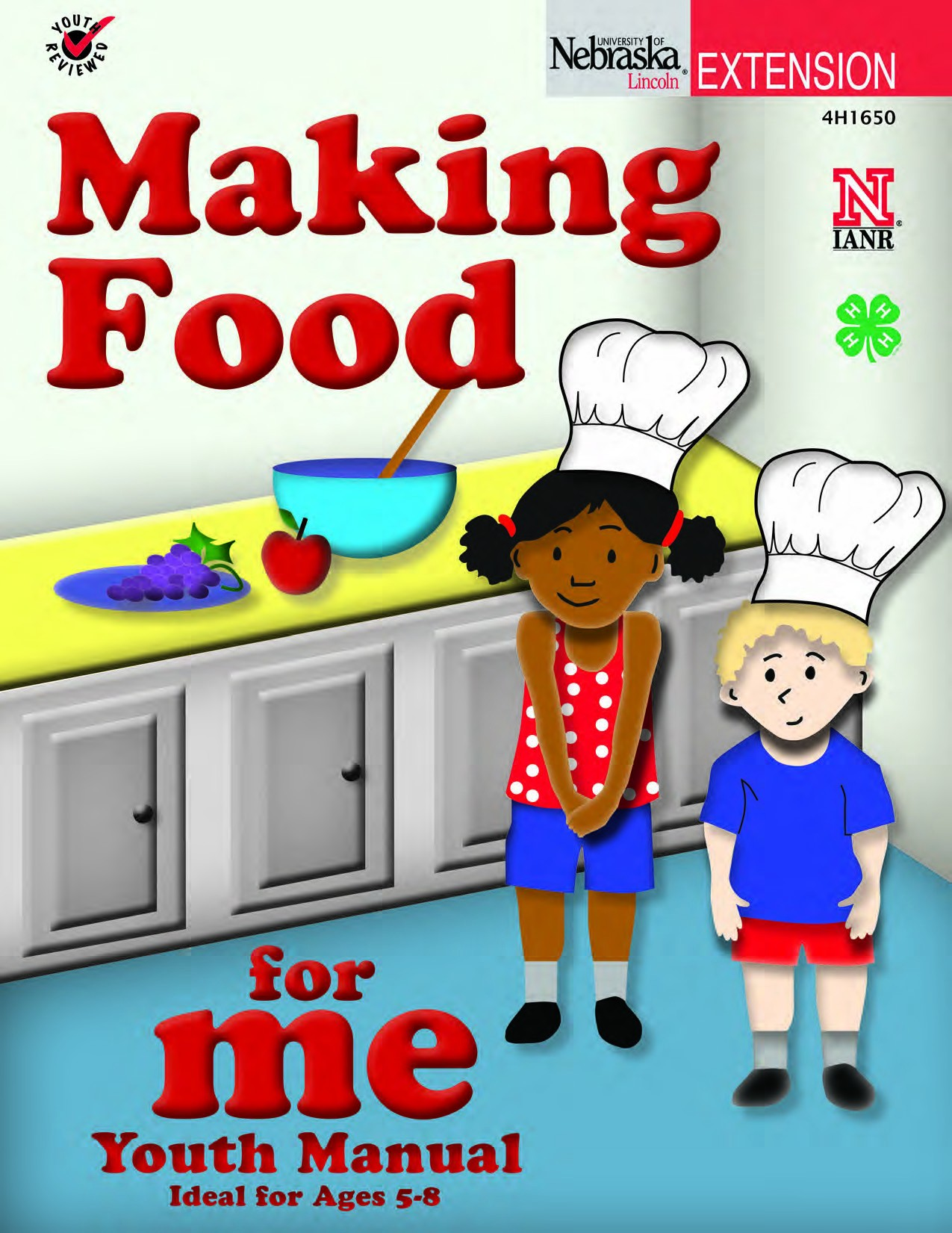Making Food for Me - Youth Manual