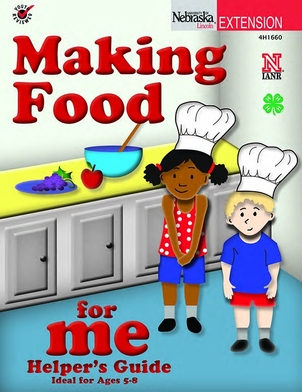 Making Food for Me - Helper's Guide [CD]