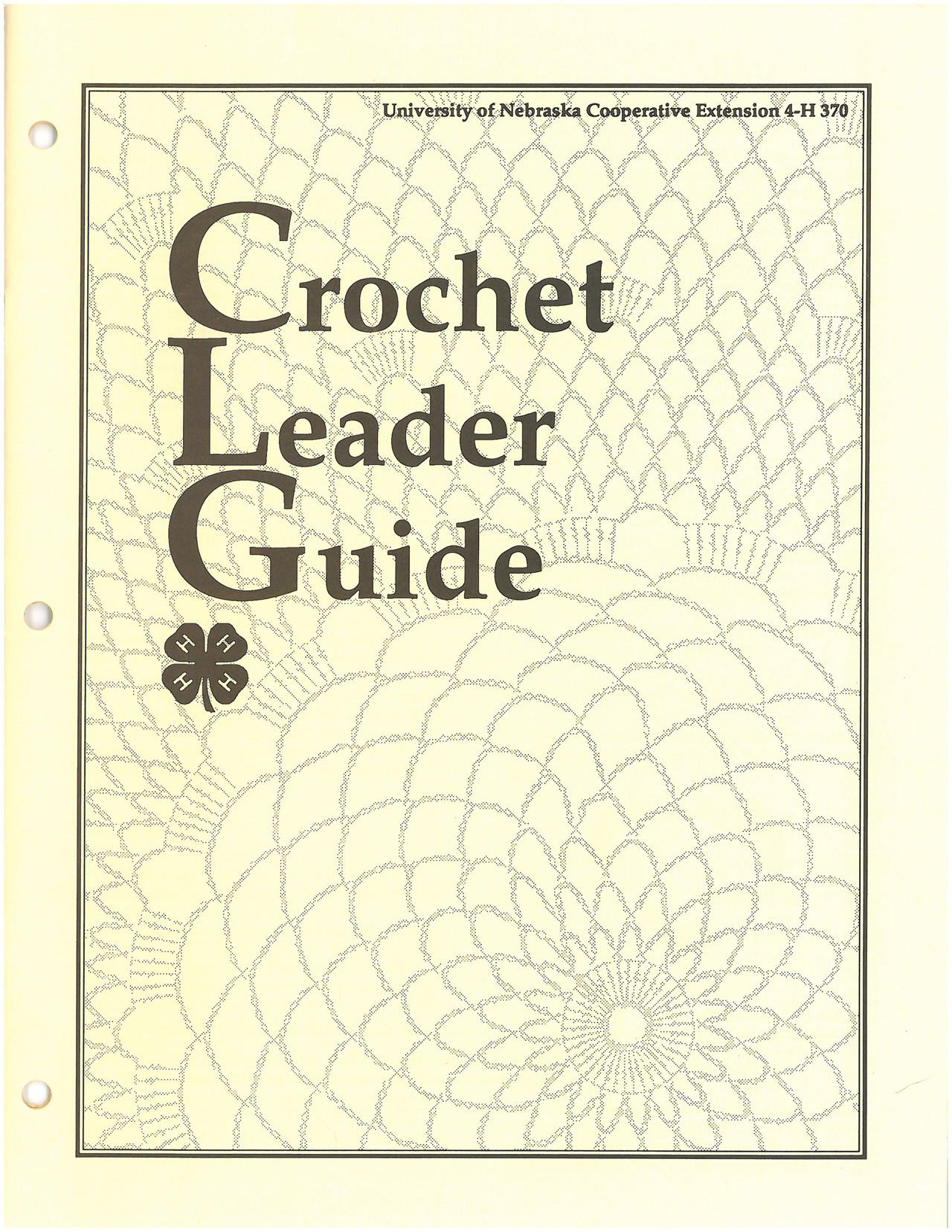 Crochet Leader's Guide