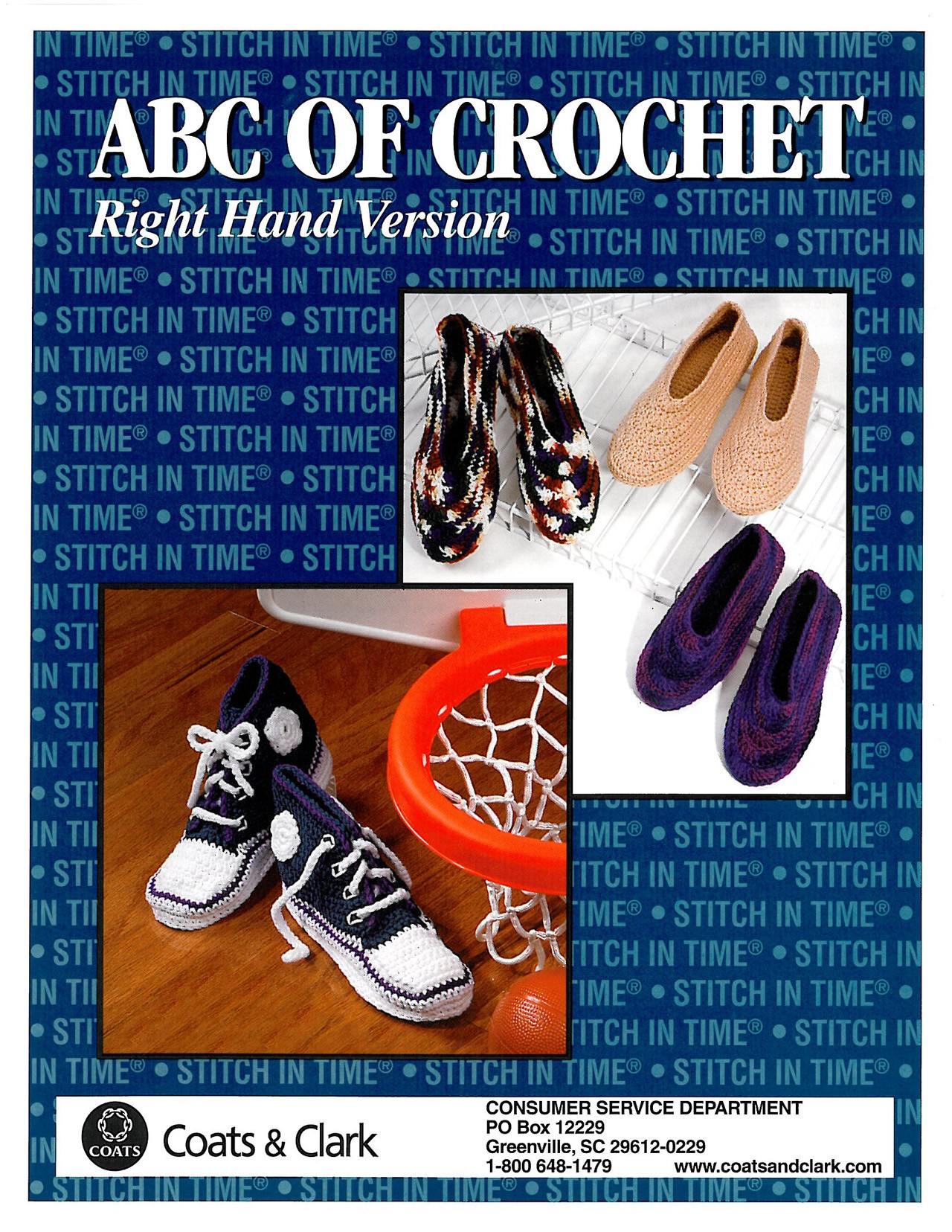 ABC of Crochet – Right Hand Version