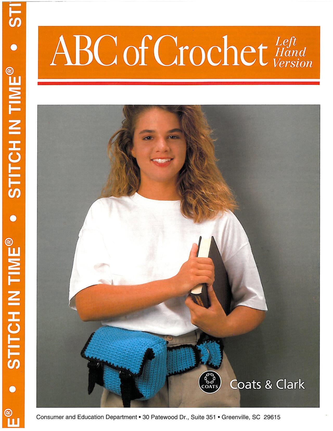 ABC of Crochet – Left Hand Version