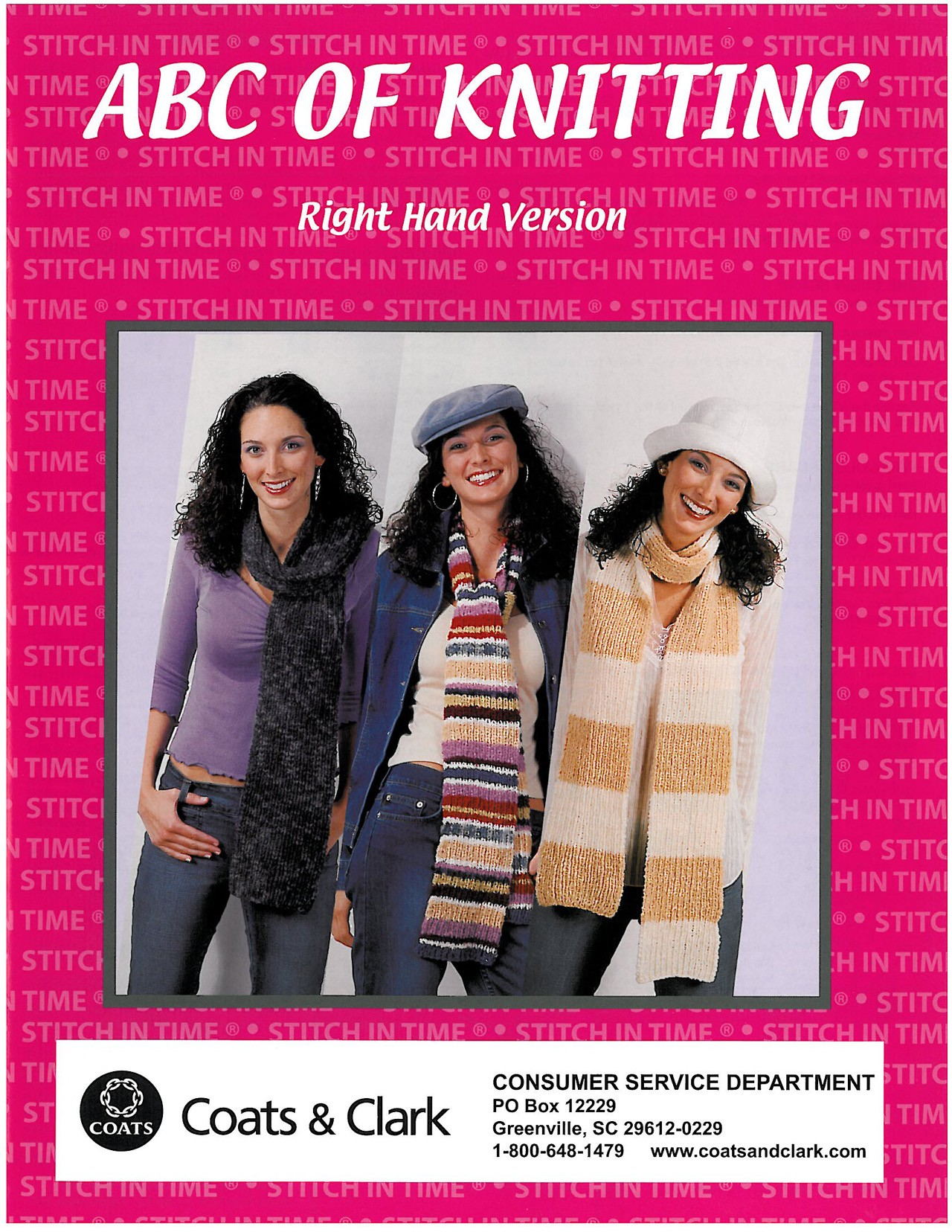 ABC of Knitting – Right Hand Version